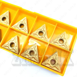 10pcs Tnmg220408 ma Tnmg 432 Cnc Lathe Turning Tool Carbide Inserts For Steel