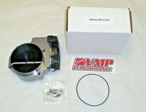 Vmp Billet 105mm Throttle Body Supercharged 2015 Hellcat Charger Challenger