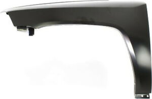 Front Driver Side Primed Fender Replacement For 2007 2010 Jeep Compass