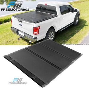 Fits 19 20 Dodge Ram 1500 5 7ft Bed Low Profile Hard Style Tonneau Cover