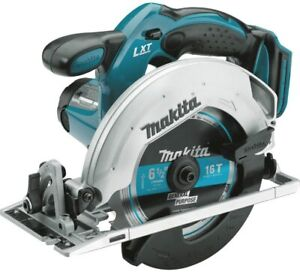 Makita Xss02z 18v Lxt Cordless 6 1 2 Circular Saw Tool Only without Box
