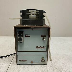 Rainin Rabbit Peristaltic Pump Tested And Works Great
