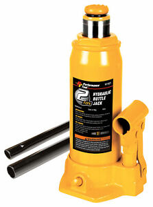 Performance Tool 2 Ton Hydraulic Bottle Jack W1621