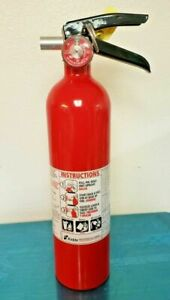 2 5lb Fire Extinguisher Abc Dry Chemical Kidde Rechargeable