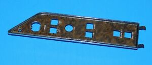 1973 1974 1975 1976 Ford Thunderbird Oem Master Switch Bezel Lh