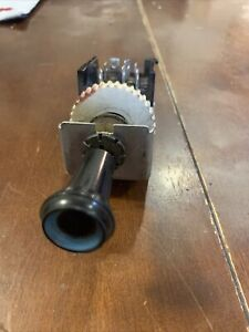 1971 72 73 74 Plymouth Road Runner Ralley Dash Head Light Switch With Knob