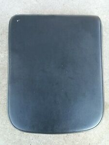 02 08 Dodge Ram Center Console Jump Seat Arm Rest Lid Cover Top Back