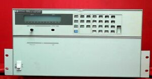 Hp Agilent 6682a Dc Programmable Power Supply Us36440121 Parts