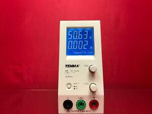 Tenma 72 8340 60v 1 6a Switching Mode Power Supply Parts