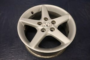 2002 04 Acura Rsx Type S K20a2 2 0l Oem Wheel 16x6 5 45 Offset 1 4 Curb Rash