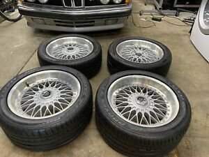 Bmw Bbs 18 Staggered Style 5s Rc061 062