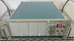 Tektronix Tm506a 6 bay Mainframe Chassis Pd 502 Dual Amplifier 501 Current Amp