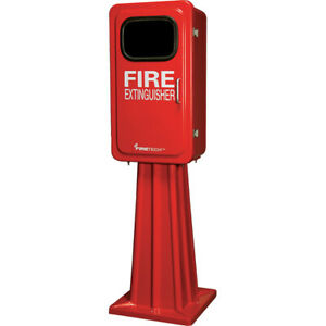 Firetech Fire Extinguisher Cabinet Stand Fes2 1 Each