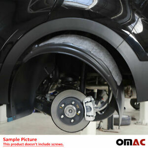 Fender Guard Rear Left Right Wheel Well Liners For Ram Promaster 2014 2020