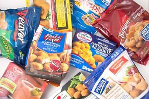 Database For Importers And Distributors frozen Foods And Meals Over 4200 Leads