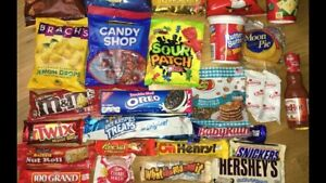 Database For Importers And Distributors Confectionary And Snacks Over 4600 Leads