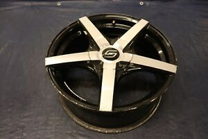 2005 06 Acura Rsx Type S K20z1 Aftermarket Wheel 17x7 40 Offset 1 3 Curb Rash
