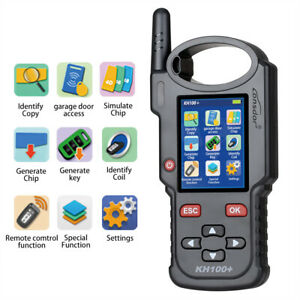 Lonsdor Kh100 Hand Held Remote Auto Car Programmer Detect Remote Frequency Immo