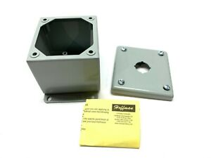 Hoffman E1pbg Push Button Enclosure 3 1 2 X 3 1 4 X 2 3 4