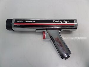 Sears Craftsman 161 2134 Timing Light As Is