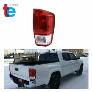 Right Passenger Side Rear Tail Brake Light Fit For 2016 2019 Tacoma Sr Sr5 Us