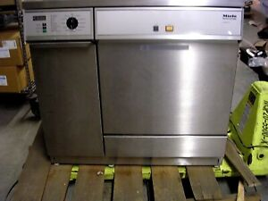 Miele G 7883 Cd Professional Lab Glassware Washer Very Nice 208v