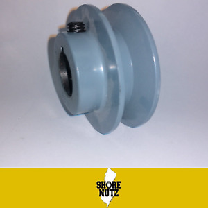 3 Od X Pick Bore Cast Iron Single Groove Fixed a 4l Pulley Ak30 3 0
