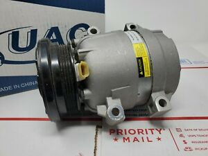 New 98 02 Camaro Firebird A C Compressor With Clutch For Ls1 V8 Only
