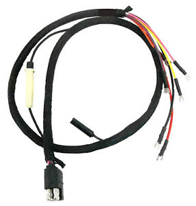 New 6501205 Main Frame Wiring Harness To Replace Bobcat Oem