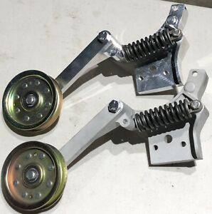 Mcculloch Supercharger Flathead Ford Bracket Blower Vintage Antique Frenzel Vs57