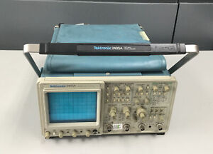 Tektronix 2465a 350mhz Portable4 Channel Analog Oscilloscope