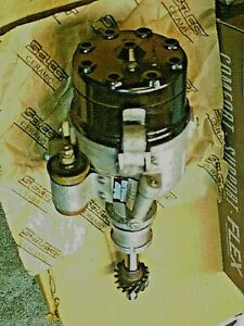 Ford 429cj 351c Dual Point Mallory Double Life Dist Yc546hp