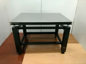 Crated Newport 3 x4 Optical Breadboard Table Adjustable Height Thorlabs Bench