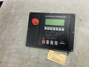 Sullair Compressor Supervisor Controller Display Module 02250189 253 From V200ts