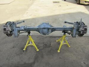 07 15 Jeep Wrangler Jk Rear Rubicon Axle Dana 44 4 10 Ratio