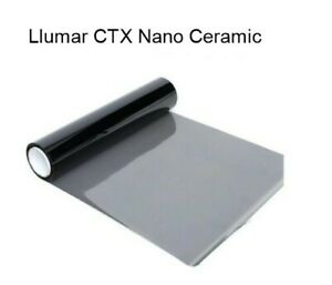 Llumar Ctx Nano Ceramic Window Tint Film 50 Vlt 20 X 10 Foot Roll