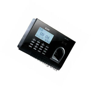 New Biometric Employee Attendance Time Clock And Pc Management Software m1