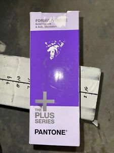 Pantone Plus Series Set Formula Guide Solid Coated And Uncoated With Box