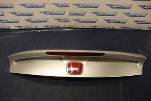 2012 Honda Civic Si Coupe K24z7 Oem Rear Trunk Spoiler Wing Scratches 9397