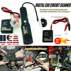 Diagnostic Tool Tester Cable Wire Short Open Finder Digital Car Circuit Scanner