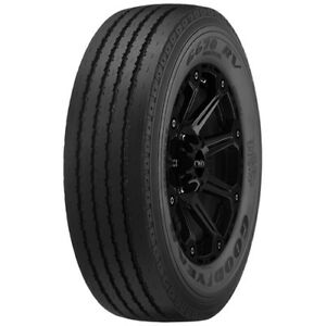 4 255 70r22 5 Goodyear G670 Rv Ap 140l H 16 Ply Bsw Tires