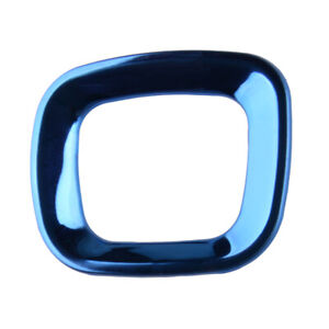 Blue Steering Wheel Emblem Cover Trim Frame Fit For Honda Accord 10th 2018 2020