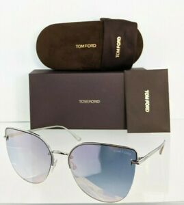 Brand New Authentic Tom Ford Sunglasses Ft Tf 0652 16z Tf652 Ingrid 02 60mm