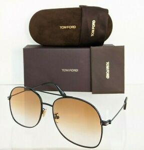 Brand New Authentic Tom Ford Sunglasses Ft Tf 0758 01f Tf758 D Delilah 02 60mm