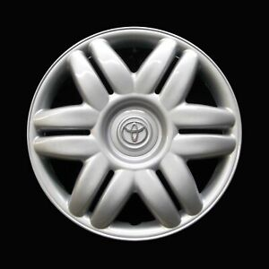 Hubcap For Toyota Camry 2000 2001 Genuine Oem Factory 15 Wheel Cover 61104