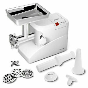 Commercial Meat Grinder Electric 3 Speeds Stainless Steel Heavy Duty 2000w 2 6hp