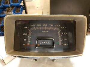 1965 Plymouth Fury Dash Cluster Assy