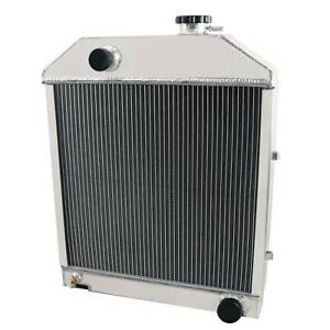 C7nn8005h Radiator For Ford Tractors 2000 2600 3000 3100 3500 3600 4000 4100 532
