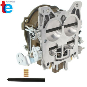 Carburetor Fit For Quadrajet 4mv 4 Barrel Chevrolet Engines 327 350 427 454