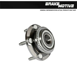 1 Front Wheel And Hub Bearing Assembly For Chevy Prizm Toyota Corolla Non Abs